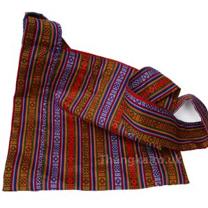 Tibetan Fabric Shoulder bag