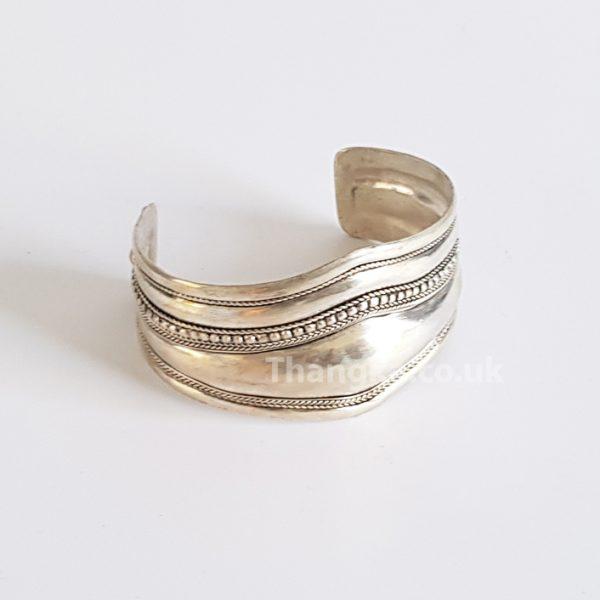 image of metal bangle