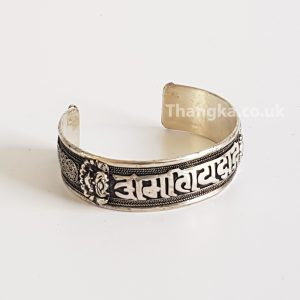 Mani tibet metal bracelet image