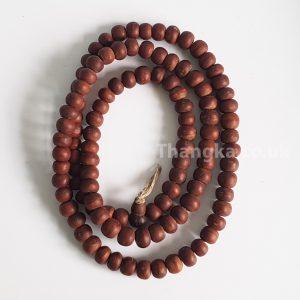 Bodhi seed mala Tennga