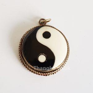 Tao pendant Yin Yang symbol