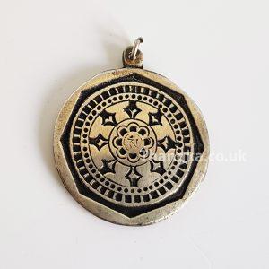 tibetan buddhist pendant