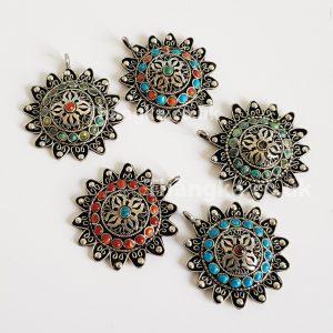 Lotus pendants various colours