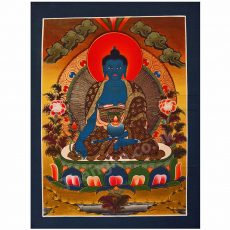 image of medicine buddha