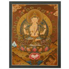 Avalokitesvara painting