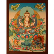 image of thangka