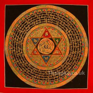image of Mantra mandala