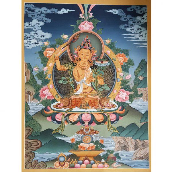 Image of Manjusri