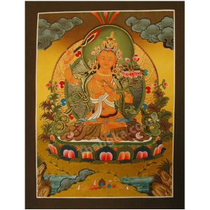 image of thangka