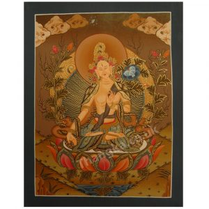 White Tara image