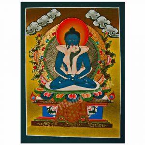 image of samantabhadra